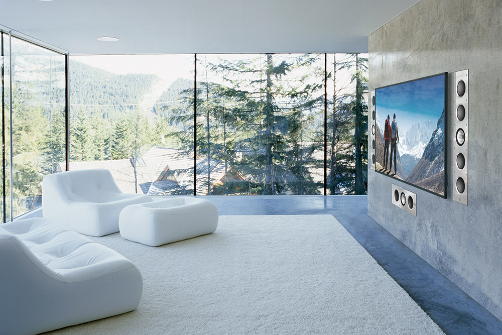 Residential Surround Sound Systems